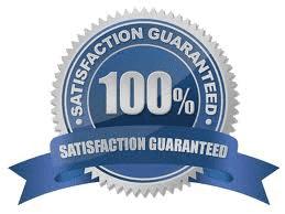 Guarantee, Policies & Contact badge
