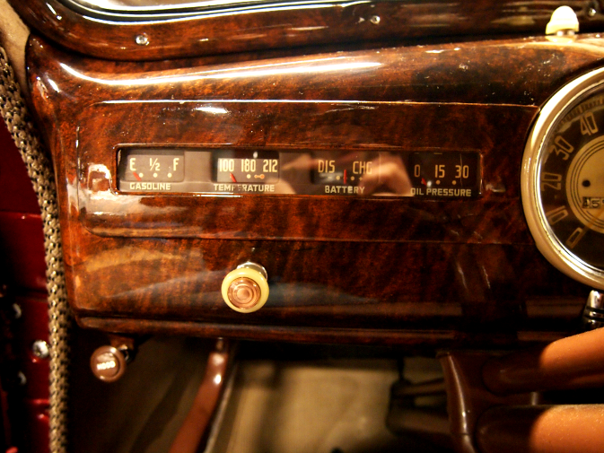 wood grain car paint project 1947 chevrolet business coupe in burl