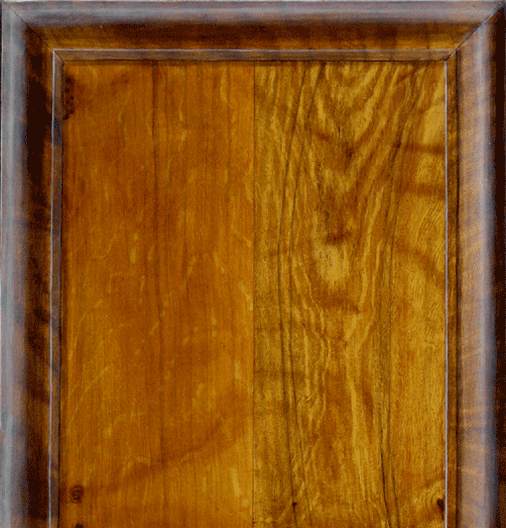 Oak Wood Faux Finish Panel