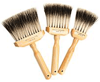 Wood Grain Faux Finishes Resources badger blending brushes