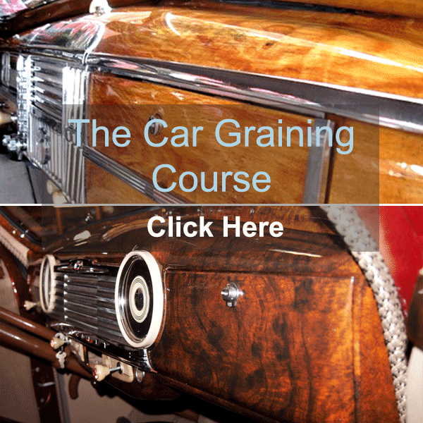 Image Link to Car Graining Course Page