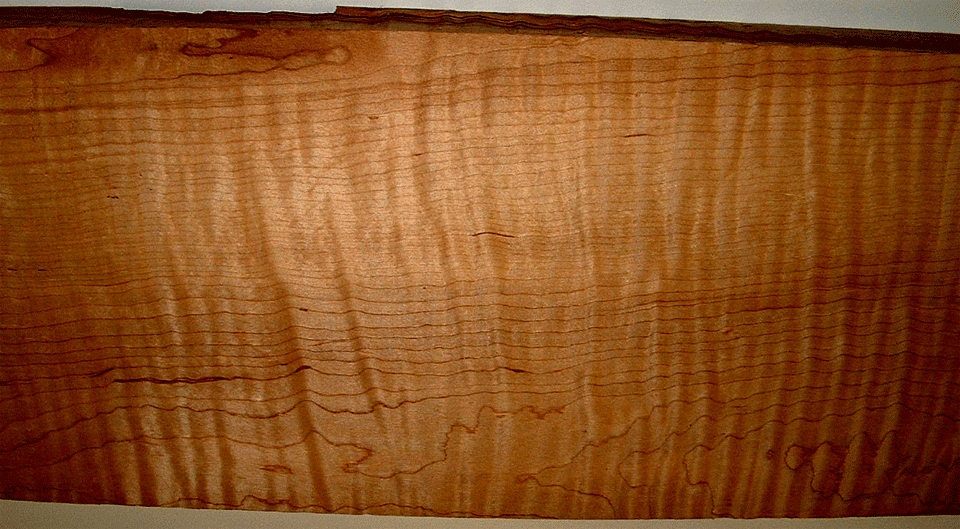 Real maple image used to learn faux wood paint in perfect wood grain mastery