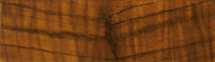 Walnut faux wood paint