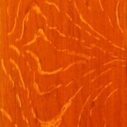 Faux painted quarter sawn oak