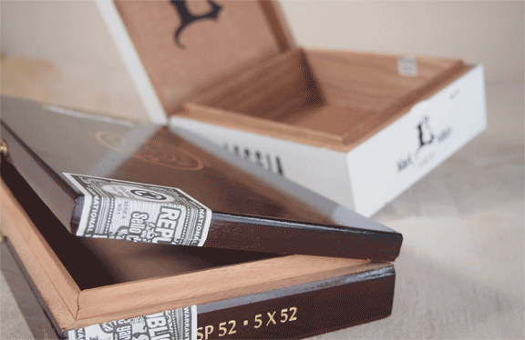 Maple Grain Tutorial Cigar Boxes