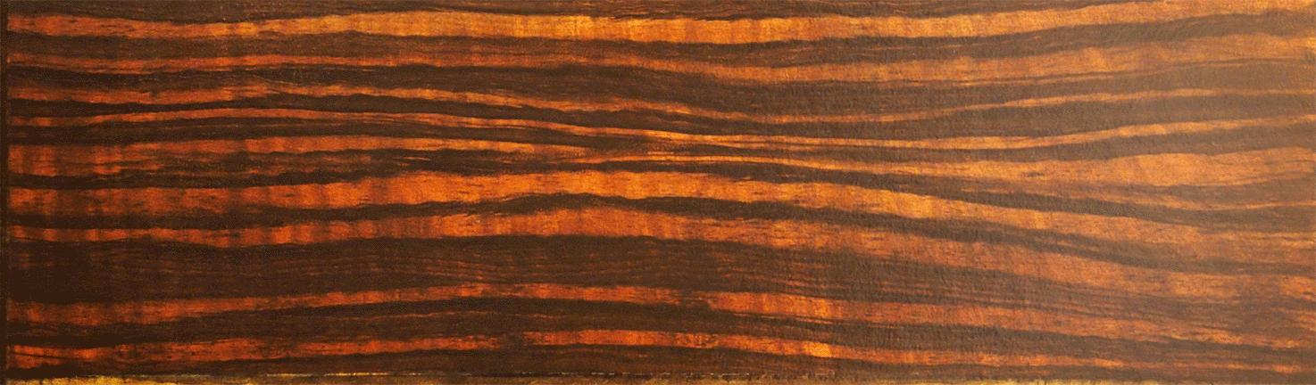 perfectwoodgrain.com Faux painted macassar ebony