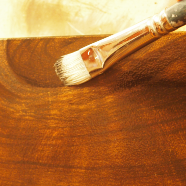 Faux Wood Paint Knots and Cracks for Realistic Results
