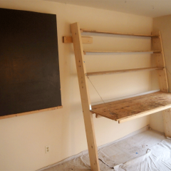 Basic home Faux finishing studio design