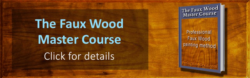 PerfecWoodGrain Faux Wood Master Course Image Link