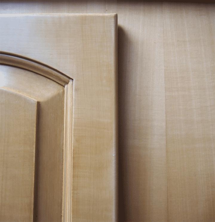 color match perfectwoodgrain faux painted cherry cabinet doors