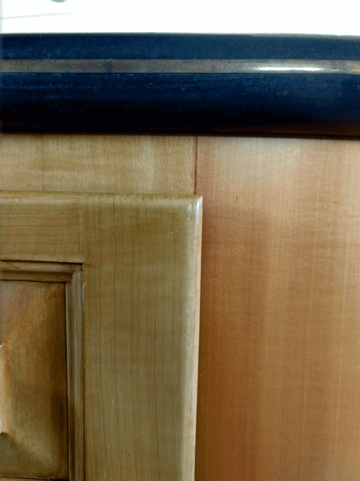 drawer face match perfectwoodgrain faux painted cherry cabinet doors