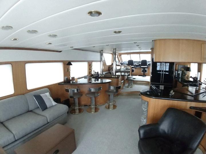 perfectwoograin Cherry faux wood paint cabinet doors yacht interior doors